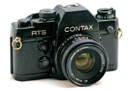 Contax RTS II Quartz