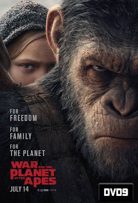 War For The Planet Of The Apes 2017 DVD9 R1 NTSC Latino