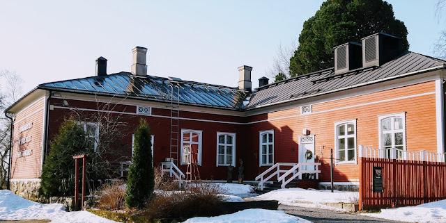 Voiko yksityishenkilö vierailla Strömsössä