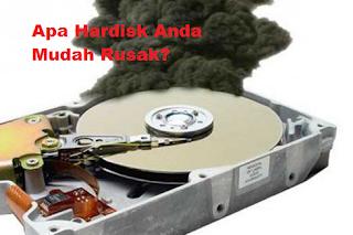 Penyebab Hardisk Laptop Rusak, Tidak terbaca dan Bad Sector