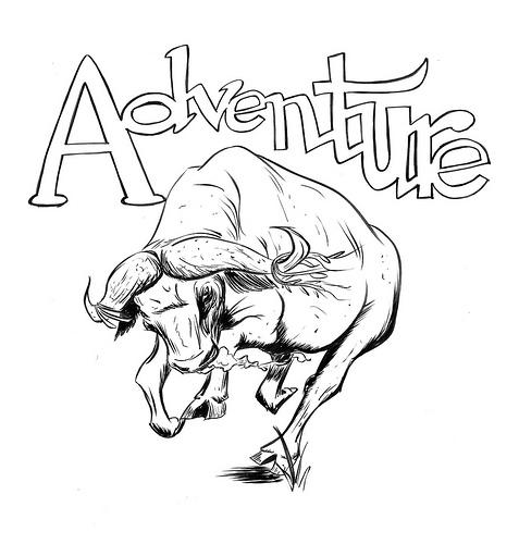 "wild animal "" buffalo "" coloring sheet for drawing"