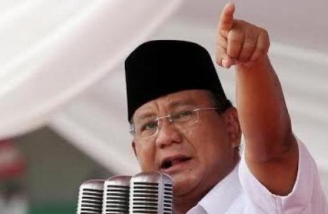 Prabowo Minta Tudingan La Nyalla Diproses Hukum