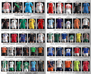 Updates kits Europeos 15-16 Pes 2013 By Luan17