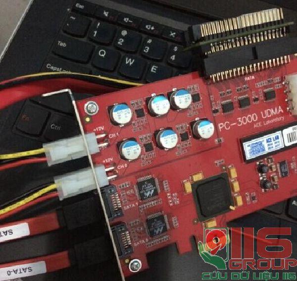 Phá password ổ cứng phá pass HDD bằng PC3000