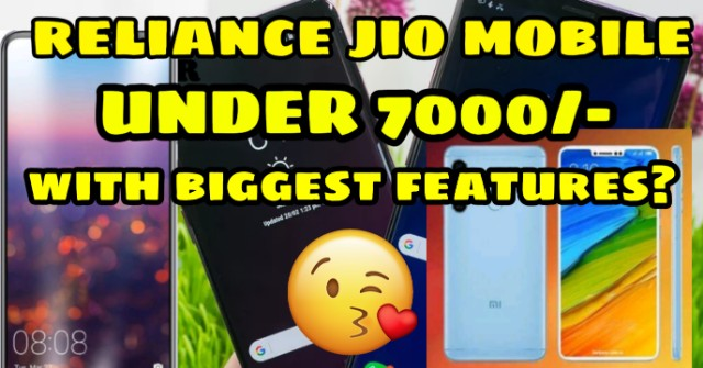 Reliance jio all set to Launch android mobile with Big Update and new features | Probhaskar