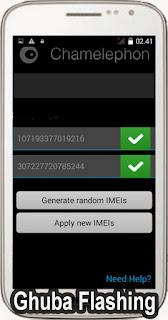 Cara Mudah Mengatasi IMEI Tidak Valid Advan S5E Pro