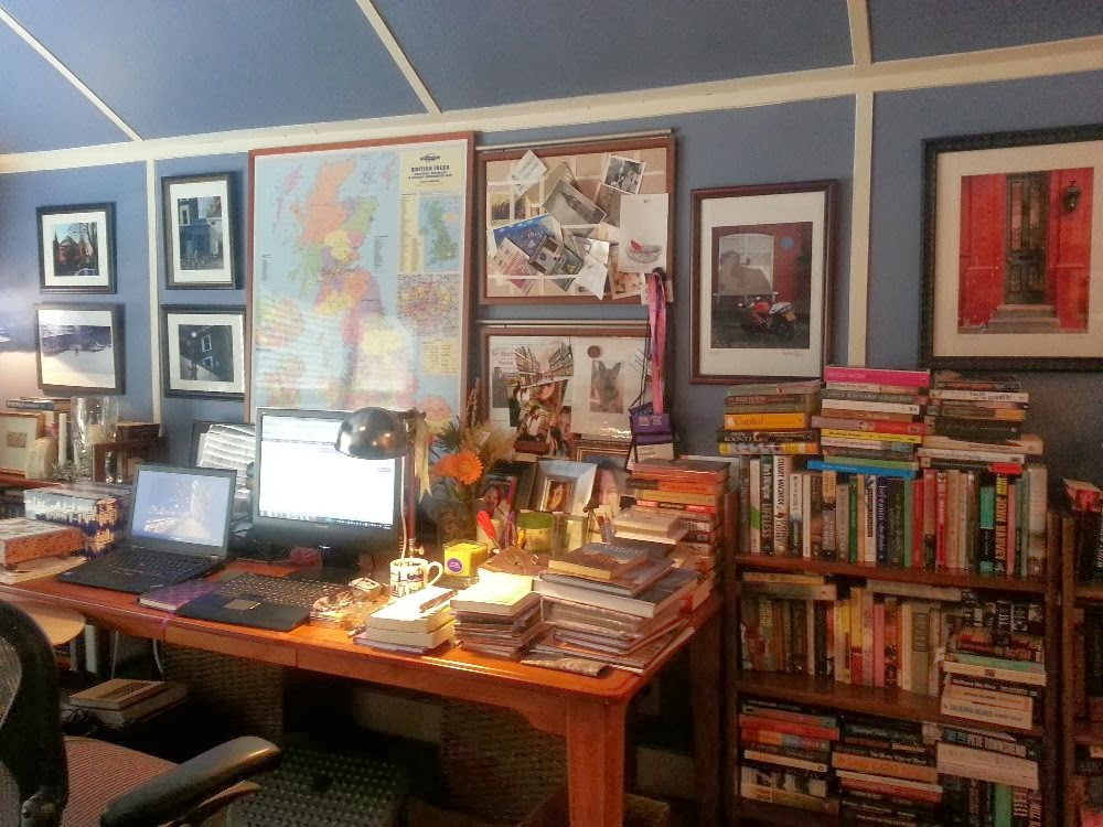 can i write off my home office