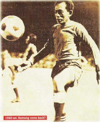 Biografi Ramang - Legenda Sepakbola Indonesia