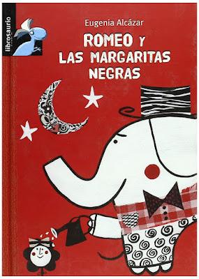 Romeo y las margaritas negras cuento ilustrado por Eugenia Alcázar