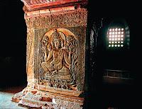 attractive Bagan relief art
