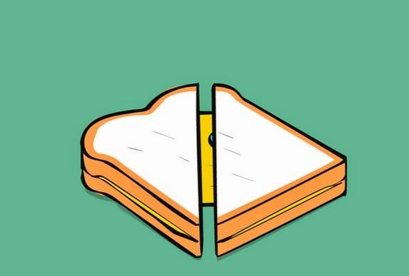7 επιστημονικοί λόγοι που είναι καλύτερα να κόψουμε το σάντουιτς  διαγώνια.Παρακάτω θα δείτε τους 7 επιστημονικούς λόγους για τους οποίους  είναι καλύτερο να ... 2bf5c0aa17b