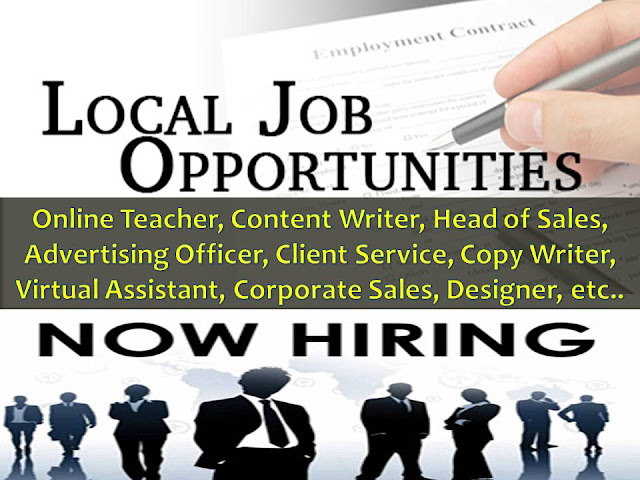 Do you want to work here in the Philippines and earn good amount of salary? Here are top lists of companies form Kalibrr website that is hiring for workers or employees who are willing to work in different areas in the Philippines. Some of the job opportunity are home-based such as online teaching, ESL or English as Second Language teacher, out-bound sales agent and many others.