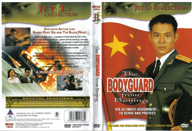 Jet Li Bodyguard From Beijing Soundtrack