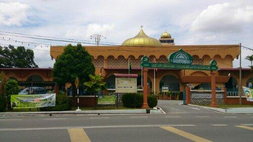 masjid kampung jalan kebun shah alam