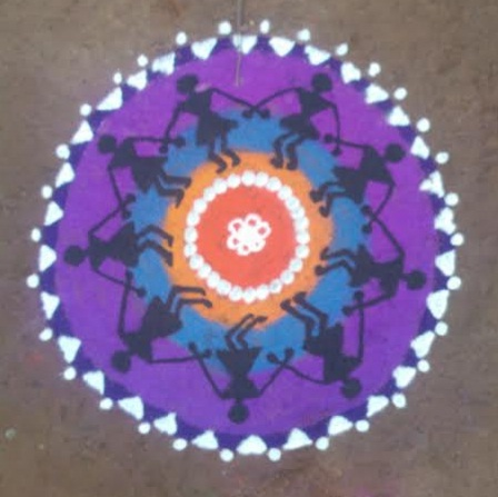 Rangoli designs - Part 2