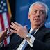 Trump destituye a Rex Tillerson como secretario de Estado