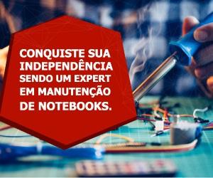 Curso Manutenção de Notebooks
