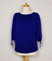 BLUZA BLUE NIGHT
