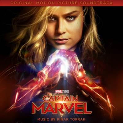 Pinar Toprak - Trilha Sonora do Filme Capitã Marvel