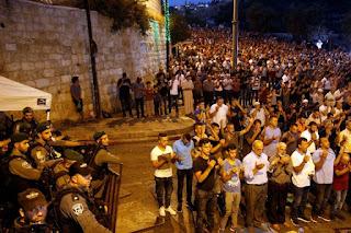 Crise em Jerusalém tem que ser resolvida até sexta