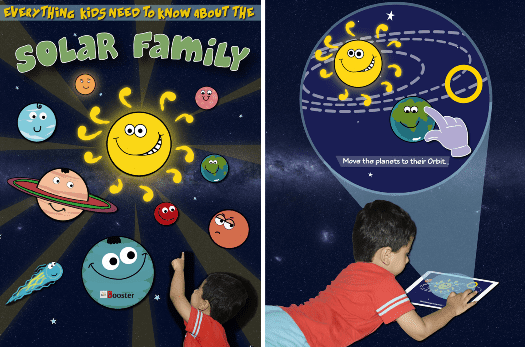Solar Family Best Educational Mobile Apps for Kids