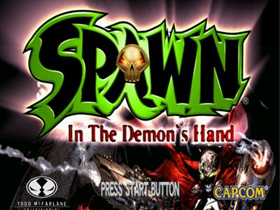 Spawn in The Demons Hand Dreamcast ISO - Download Game PS1 PSP Roms