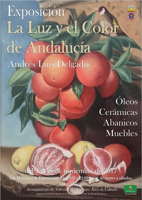 Exposición Andrés Luis Delgado