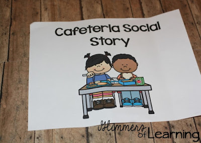 https://www.teacherspayteachers.com/Product/Cafeteria-Social-Story-2690120