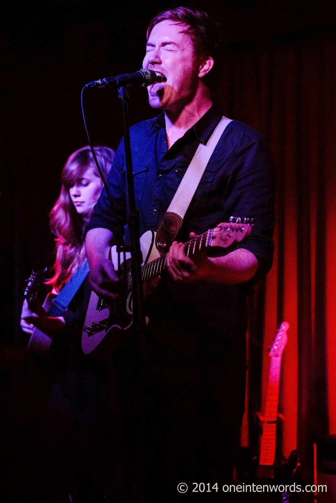Fast Romantics at The Drake Underground November 29, 2014 Photo by John at One In Ten Words oneintenwords.com toronto indie alternative music blog concert photography pictures