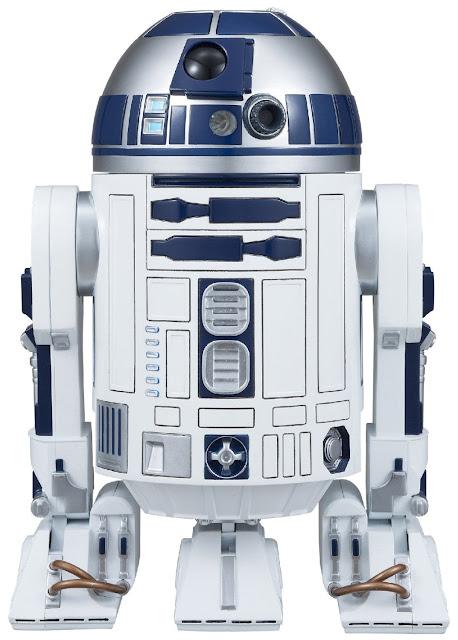 Tủ lạnh biết di chuyển R2-D2 robot chiến tranh giữa các vì sao