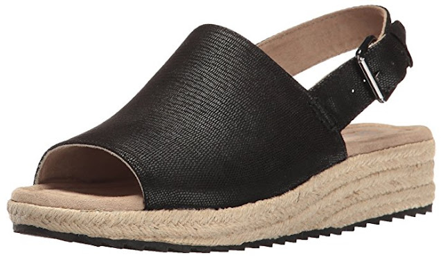Skechers Hashtag Espadrille Sandals $25 (reg $50) - also available in white