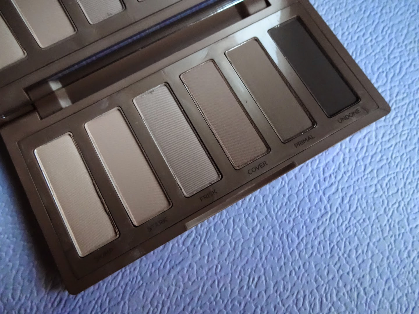 urban decay naked basics 2, ombretto opaco, palette ombretti opachi