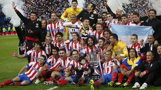 Atlético Madrid là 1 trong 3 đội bóng xuất sắc nhất lịch sử La Liga.