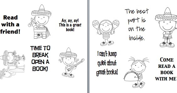Ms. O Reads Books: Fiesta Fun