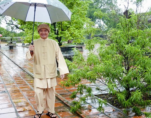 Pagoda de Thien Mu, Hué, Vietnam