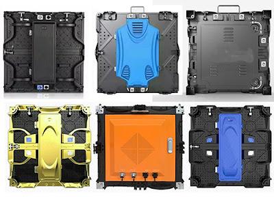 Lắp đặt màn hình led p2 cabinet tại Thái Bình