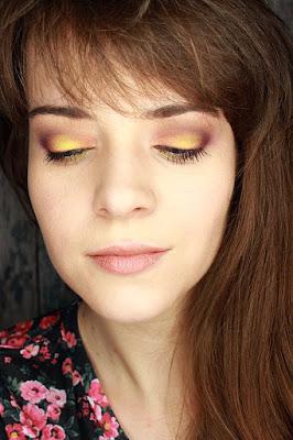 wiosenny makijaż z Golden Rose