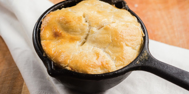 Recipe: Winter Root Veggie Potpie