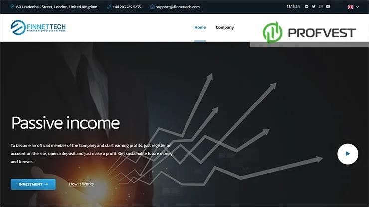 FinnetTech обзор и отзывы HYIP-проекта