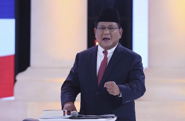 Jebakan Unicorn, Prabowo Menjawab Elegan