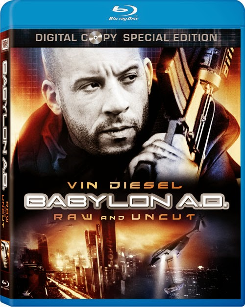 Babylon A.D. 2008 EXTENDED Hindi Dubbed Dual BRRip 720p