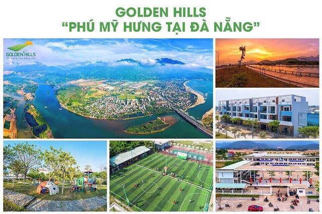 Dự án Golden Hills Đà Nẵng