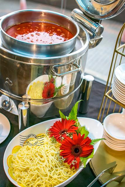 Ramadan buffet in Perai Penang Ixora Hotel