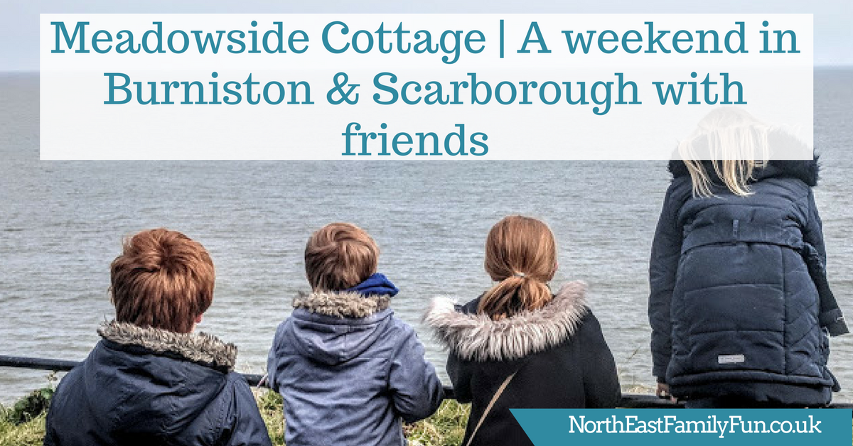 Meadowside Cottage | A weekend in Burniston & Scarborough with friends