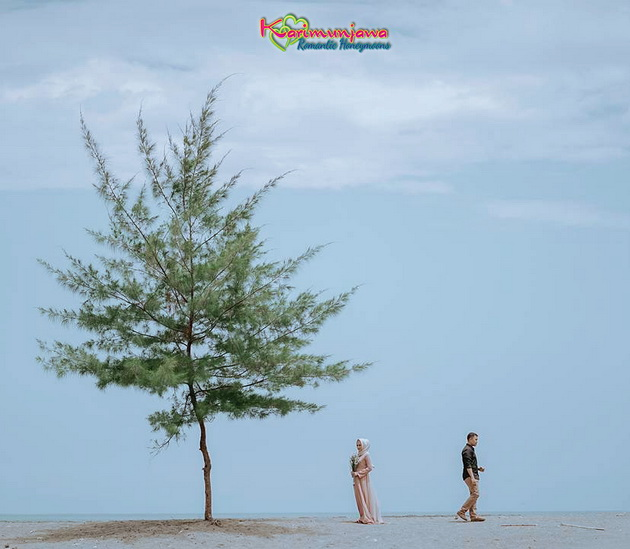 Paket Honeymoon Preweding Karimunjawa With Drone
