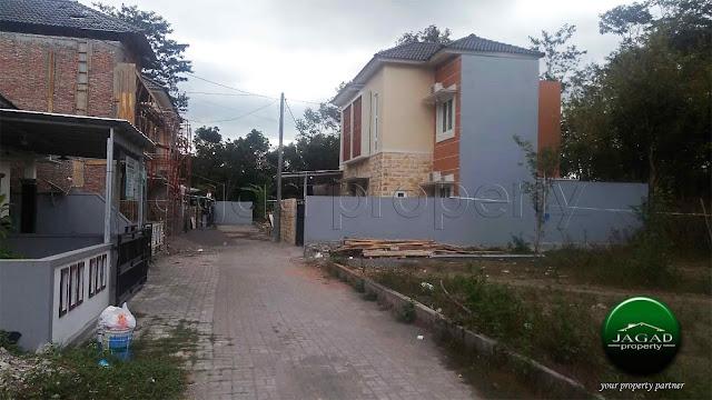 Rumah Full Perabot dekat Kampus UII Terpadu