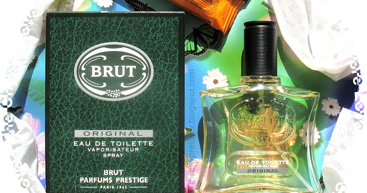 Thechyprelover Brut Original By Brut Parfums Prestige