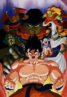 Dragonball Z Movie Collection BluRay