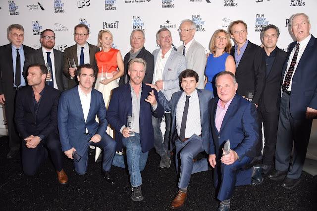 'Spotlight' arrasa en los premios independientes Spirit