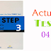 Listening Big Step TOEIC 3 - Actual Test 04